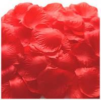 Лепестки роз красные (150 шт.)