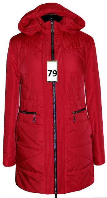 Модные женские куртки деми от производителя
