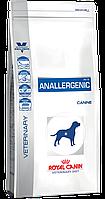 Корм для собак ветеринарная диета Royal Canin Anallergenic (Роял Канин Аналлргеник) 3 кг