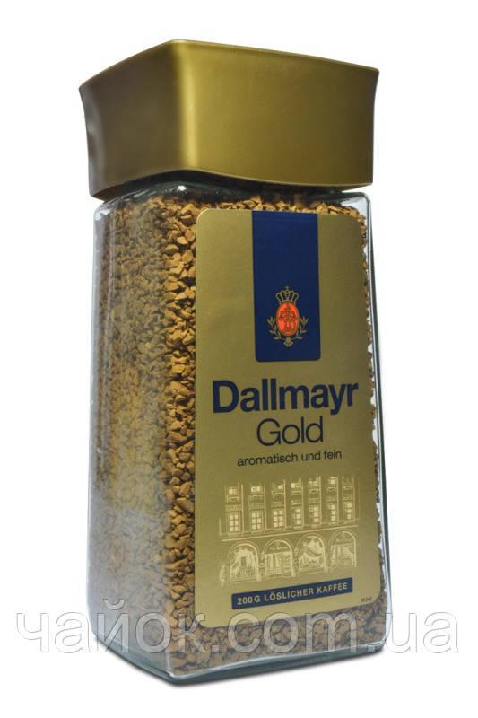 Кофе Dallmayr Gold растворимый 200 гр.