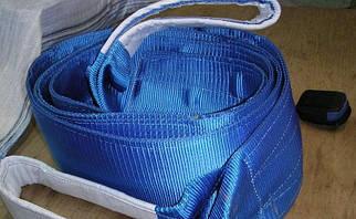 Строп текстильный  петлевой 8т 3м