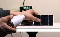 Аккумуляторная лампа с 7 SMD LED GDLITE GD-5007s на солнечной батарее с пультом, фото 1