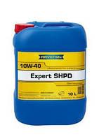 Моторное масло RAVENOL Expert SHPD 10W-40 20л