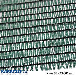 Сітка для затінення Karatzis (Греція)