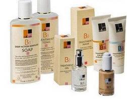 Серія b3 - професійна серія з вітаміном b3 для проблемної та жирної шкіри(з 15 років)