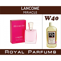 Духи на разлив Royal Parfums W-40 «Miracle» от Lancome (Ланком Миракл)