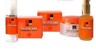 Серія tropicare - косметична серія з екстрактами тропічних фруктів(до 35 років)