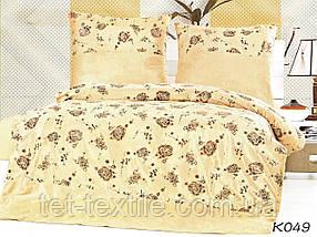Комплект постельного белья из микрофибры 160х220