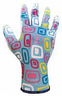 Перчатки садовые нитриловые Werk WE2123