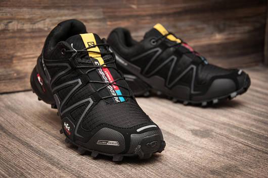 Размер 41. Кроссовки мужские Salomon Speedcross 3 для спорта и повседневной ходьбы.