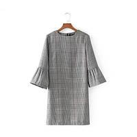 Короткое классическое платье, фото 1