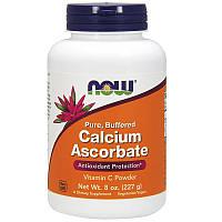 NOWбуферный аскорбат кальцияCalcium Ascorbate (Vitamin C powder)227 g