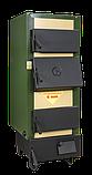 Котел твердопаливний Котел DREW-MET серії MJ-1, 17 кВт (дрова, вугілля), фото 2