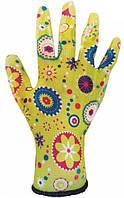 Перчатки садовые нитриловые Werk WE2124