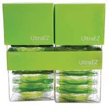 Каппы наполненные гелем ultra ez Ультра Эз 10 шт. верх +10 шт. низ