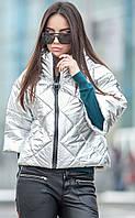 Женская укороченная демисезонная куртка Modena (разные цвета)