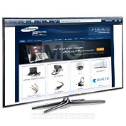 """Телевизор 40"""" SAMSUNG UE40MU6100UXUA, фото 3"""