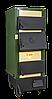 КОТЛЫ НА ТВЕРДОМ ТОПЛИВЕ  Котлы твердотопливные Котел твердотопливный Котел DREW-MET серии MJ-1, 24 кВт (дрова, уголь)
