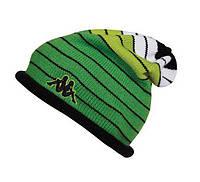 100% Оригинал Зимняя весенняя осенняя шапка высокая зелёная Borussia Kappa унисекс