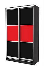 Шкаф-купе 2-х дверный Эко-1 2100х450х2150 мм, фото 3