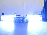 Стробоскопы в решетку Led 51027  синий, фото 1