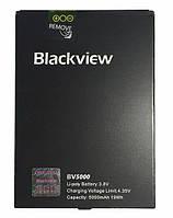 Аккумуляторная батарея (АКБ) Blackview BV5000, 5000 mAh для Blackview BV5000, GoClever Quantum 2500 Rugged