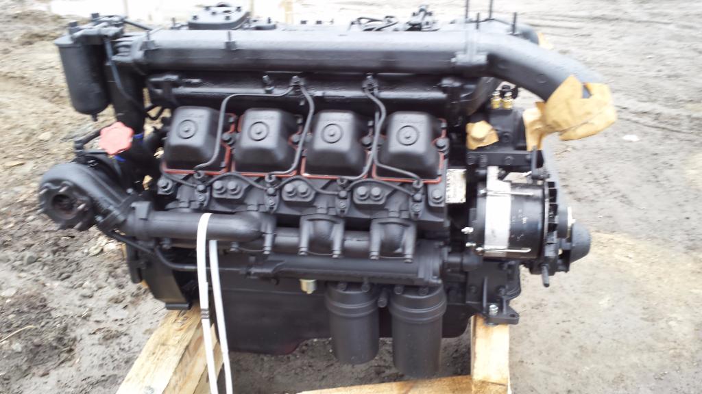 Двигатель Камаз 740.30 (260л.с) ТНВД ЯЗДА 1-но дисковое сцепление