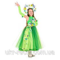 Детский карнавальный костюм Весна «Неженка» код 882