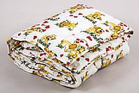 Детское одеяло Lotus - Colour Fiber 110*140 бязь