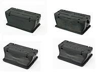 Комплект подушек передней рессоры (пластик) MB Sprinter 96-