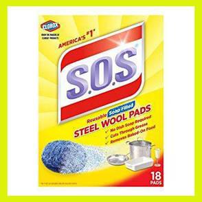 Диво-губка S. O. S, фото 2