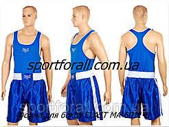 Форма для бокса ELAST МА-6011-B