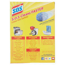 S.O.S Steel Wool Pads, фото 2