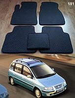 Коврики на Hyundai Matrix '01-08. Автоковрики EVA