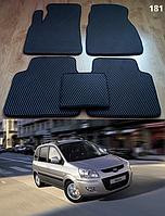 Коврики на Hyundai Matrix '08-10. Автоковрики EVA, фото 1