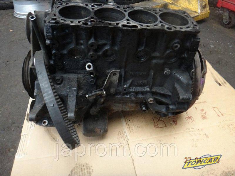 Блок цилиндров двигателя Nissan Primera P10 Sunny N14 Almera N15 2,0 дизель CD20