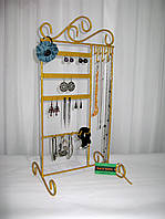 Стойка для украшений и бижутерии настольная, фото 1