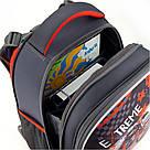 Рюкзак школьный каркасный 731 Extreme, K18-731M-1, фото 6