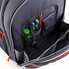 Рюкзак школьный каркасный 731 Extreme, K18-731M-1, фото 7