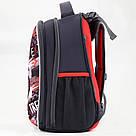 Рюкзак школьный каркасный 731 Extreme, K18-731M-1, фото 5