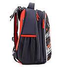 Рюкзак школьный каркасный 731 Extreme, K18-731M-1, фото 4