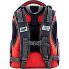 Рюкзак школьный каркасный 731 Extreme, K18-731M-1, фото 3
