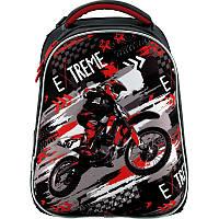 Рюкзак школьный каркасный 731 Extreme, K18-731M-1