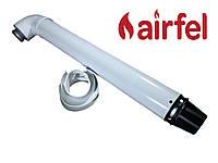 Труба дымоходная для котлов Airfal 1000 мм