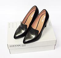 Туфли лодочки Geox D Caroline A оригинал натуральная кожа 41