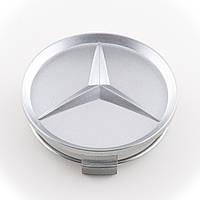 Колпачки для литых дисков Mercedes 75мм, фото 1