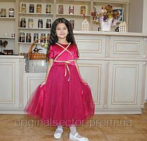 """Нарядное детское платье """"Триумф"""""""