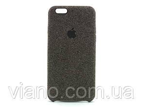 Нейлоновый чехол iPhone 6/6S (Темно-коричневый) Nylon case