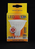 EXTRA Led MR16-3W-GU5.3-4000K