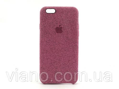 Нейлоновый чехол iPhone 6 Plus/6S Plus (Розовый) Nylon case